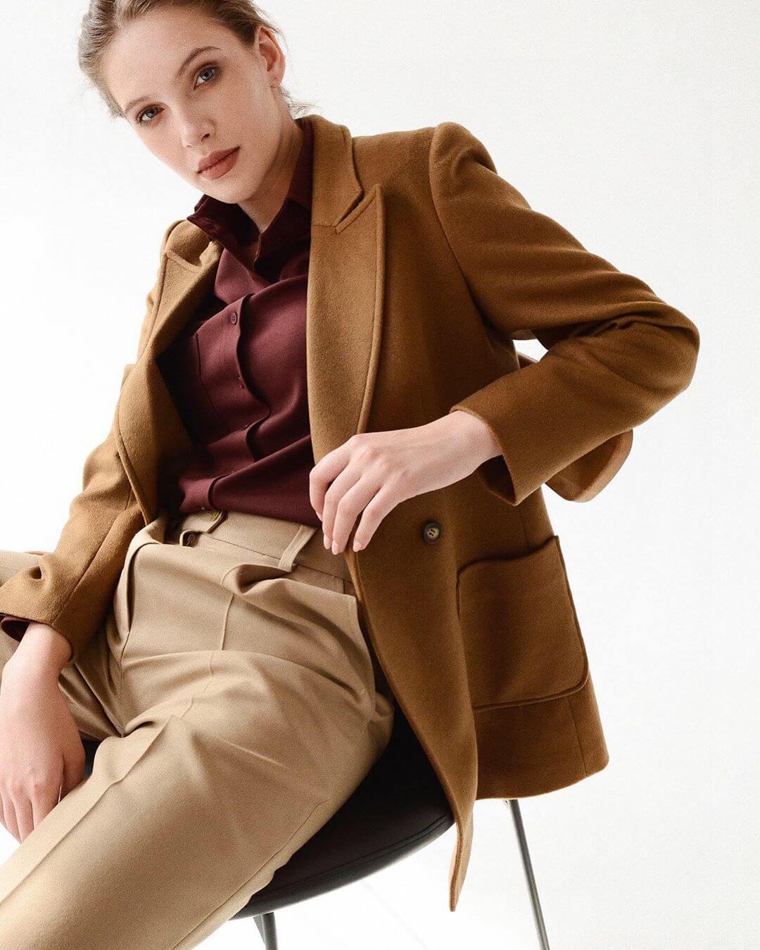 Глубокий смысл: новая коллекции женской одежды SENSE